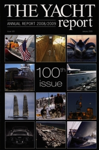 15 the yacht report  n° 100 january 2009