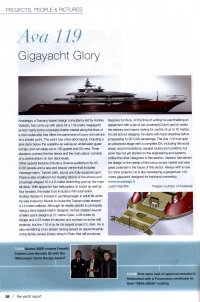 16 the yacht report n100 gennao2009
